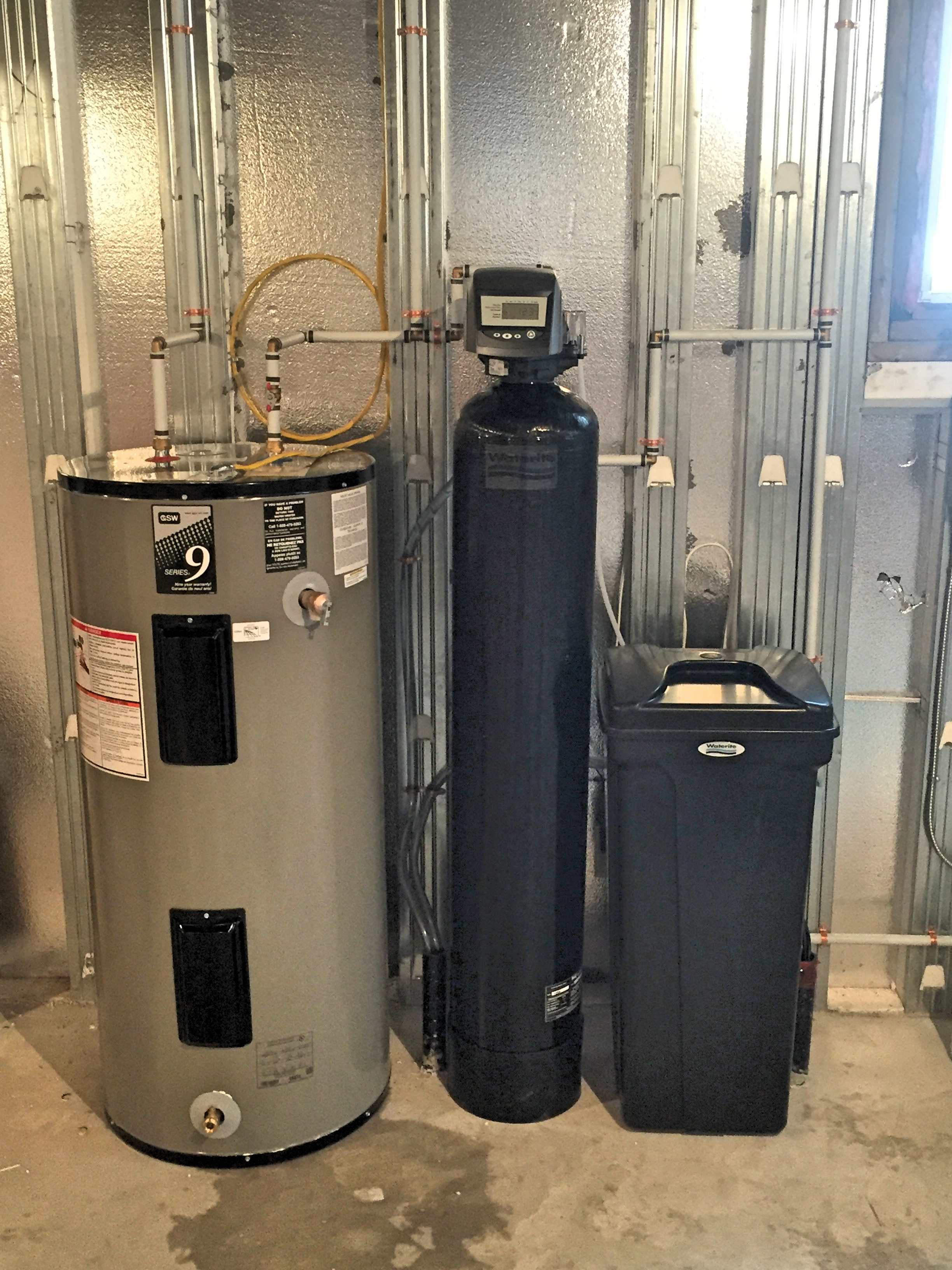 Beausejour Plumbing - Water Heater