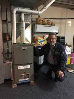 Gas Furnace 10 - Dugard Plumbing, Heating & Cooling