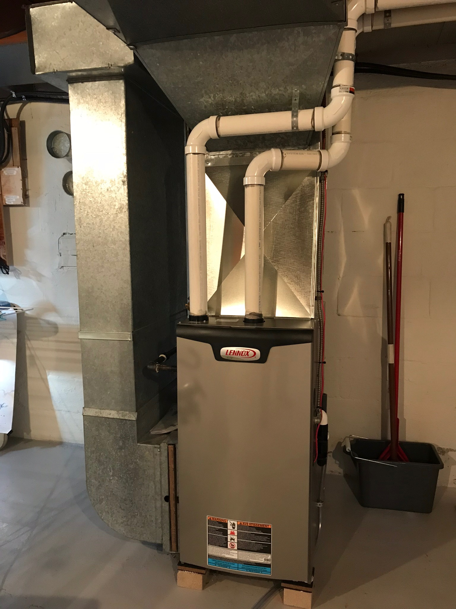 Gas Furnace - Dugard Plumbing, Heating & Cooling