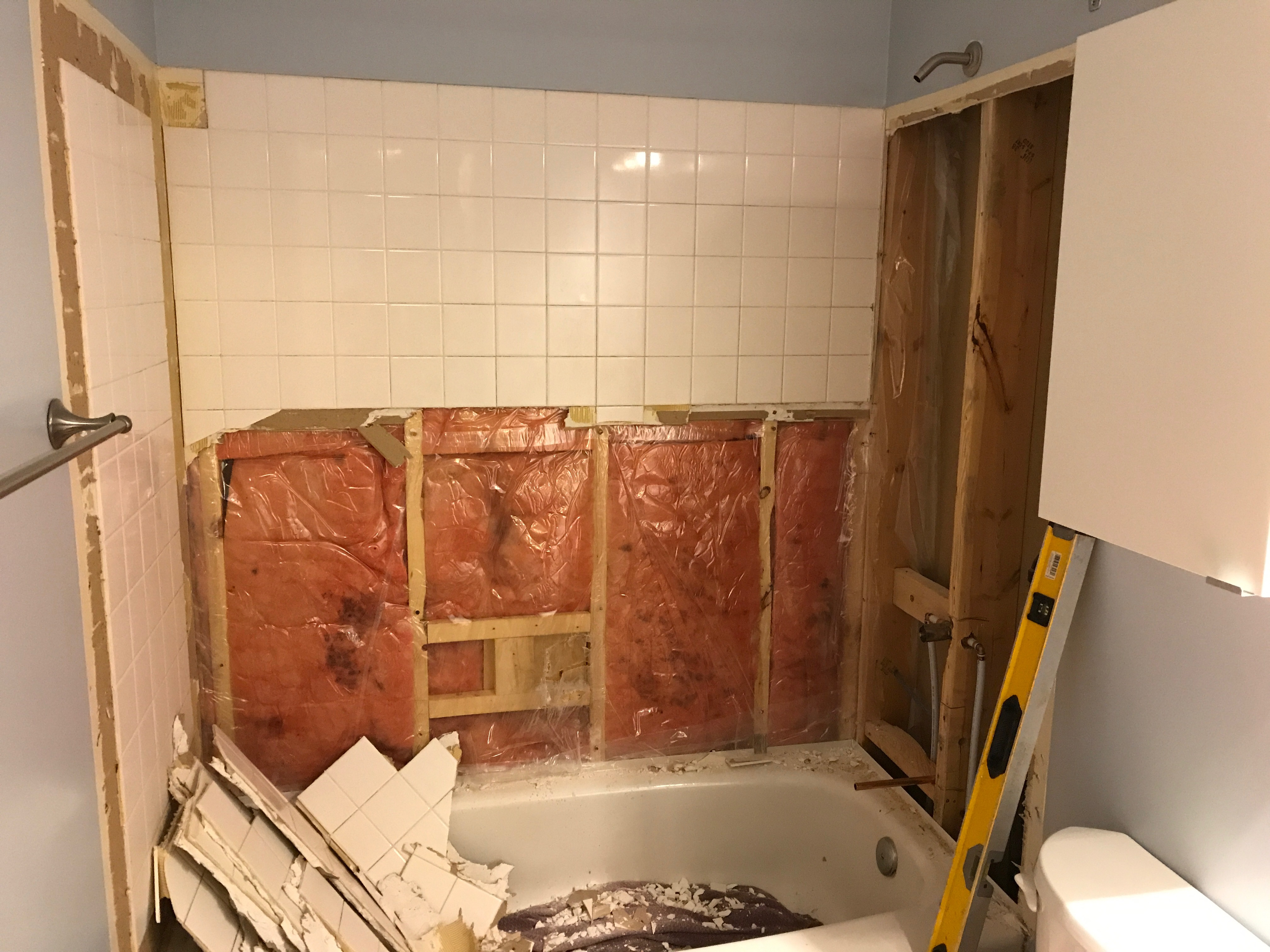 Bathroom Renovation 1 - Dugard Plumbing, Heating & Cooling