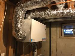 HRV Heat Recovery Ventillator 2 - Dugard Plumbing, Heating & Cooling