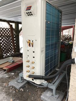 Mini Split Heat Pump Low Ambient 1