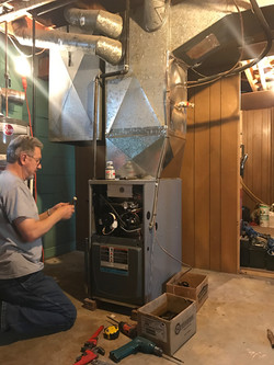 Beausejour Furnace Inspection