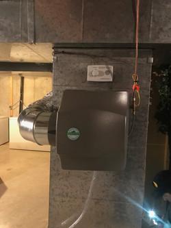 Humidifier 2 - Dugard Plumbing, Heating & Cooling