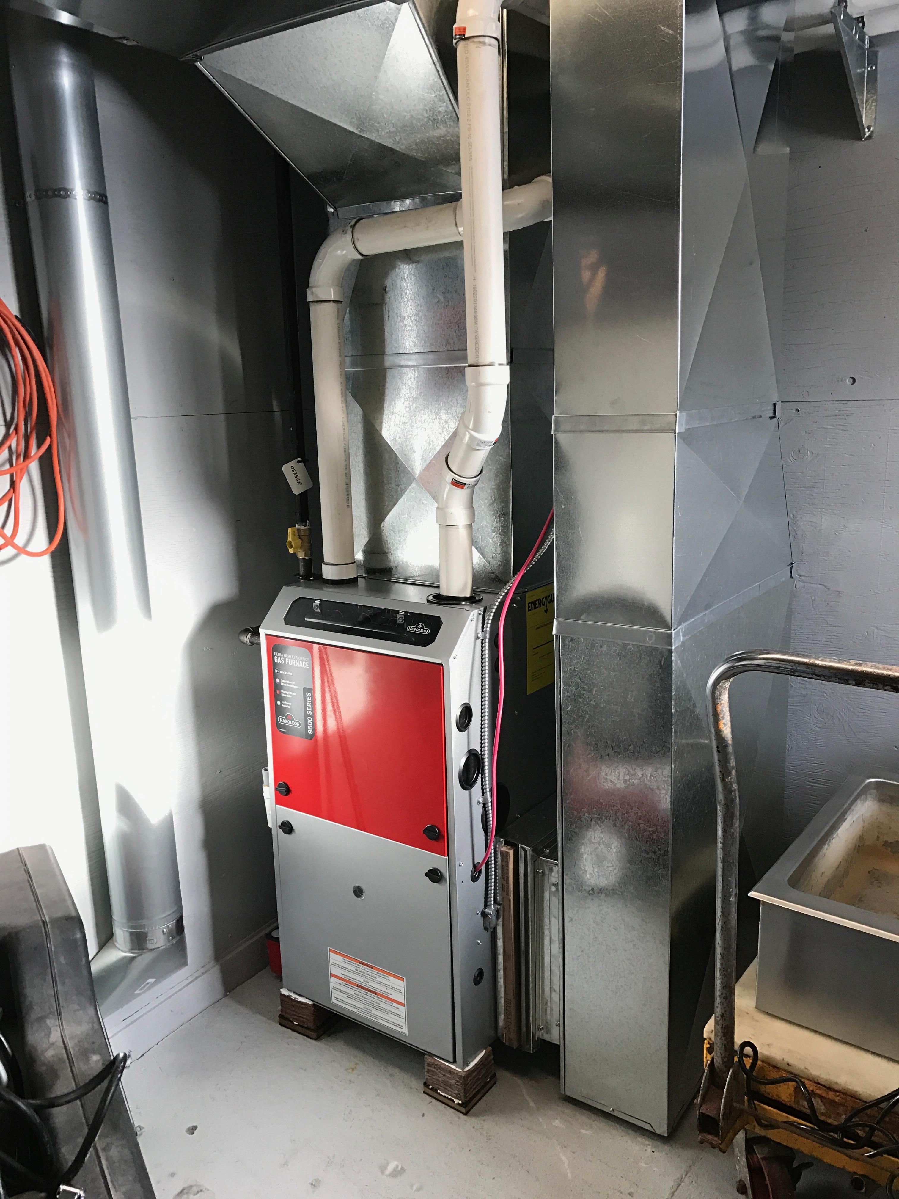 Gas Furnace 5 - Dugard Plumbing, Heating & Cooling