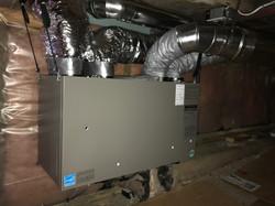 HRV Heat Recovery Ventillator 1 - Dugard Plumbing, Heating & Cooling