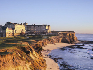 RITZ CARLTON: HALF MOON BAY COLUMBIAN INCENTIVE TRIP MAY 2018