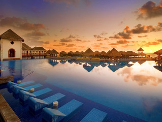 RITZ CARLTON CANCUN COLUMBIAN INCENTIVE TRIP APRIL 2016