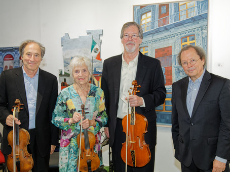Houston Early Music at Archway Gallery