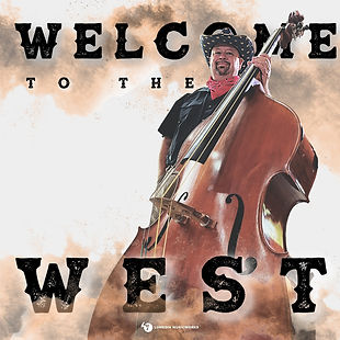 Welcome to the West Poster copy copy cop