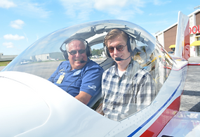 Teen Aircraft Factory of Manasota, EAA, Young Eagles