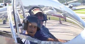 Teen Aircraft Factory of Manasota, Young Eagles