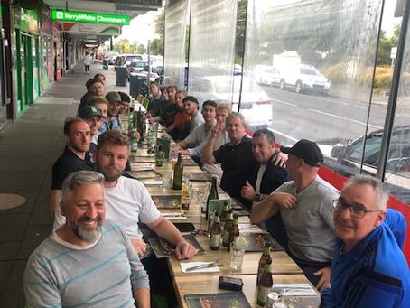 The Boys at Boccocino's