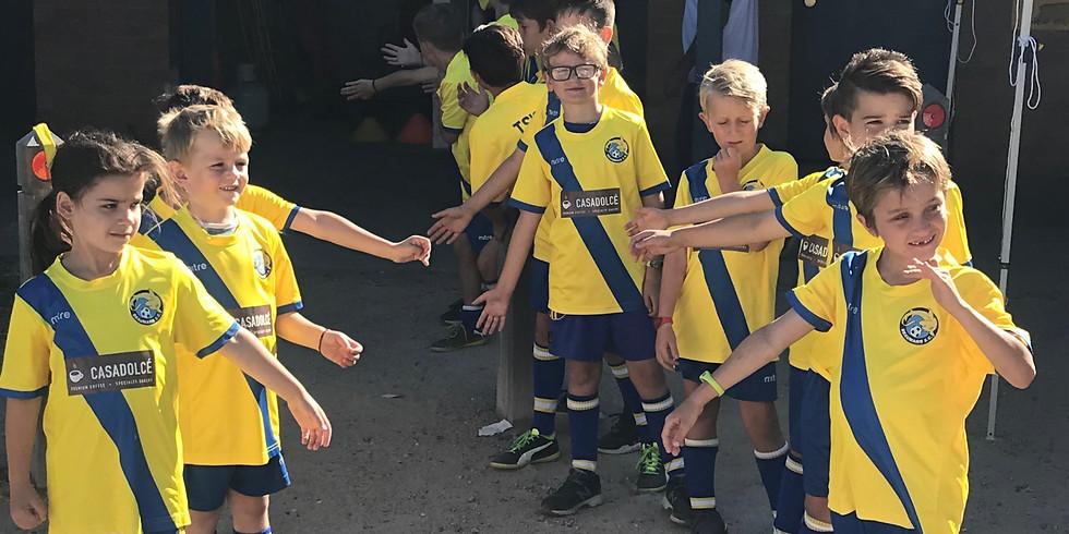 Summer Junior Boys Clinic Starts