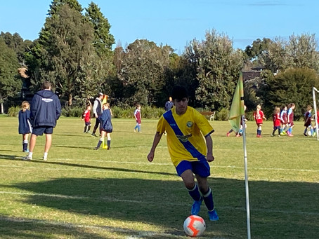 Junior Match Reports - Bocconcino's Special