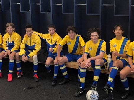 Junior Boys Match Reports