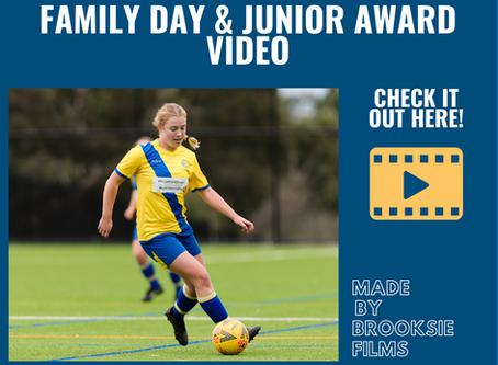 Beaumaris Soccer Club Family Day Video!