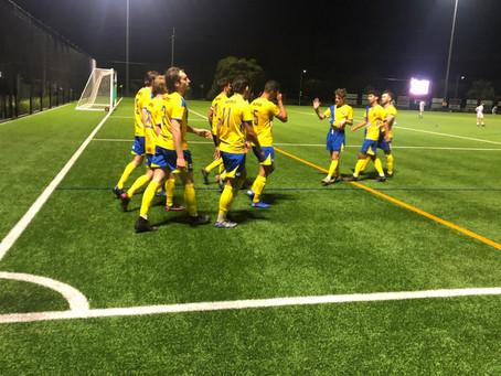 Beaumaris 4 - 1 Mazenod FC
