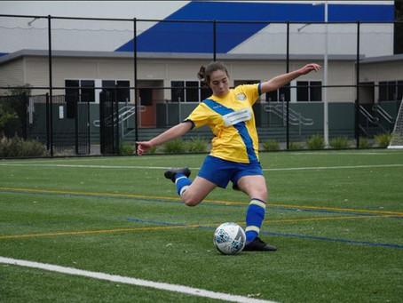 Senior Womens Match Reports
