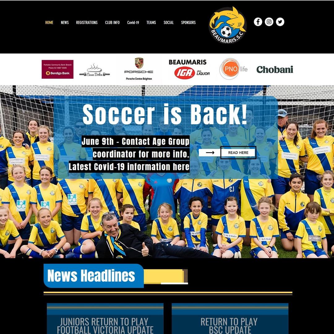 Beaumaris Soccer Club