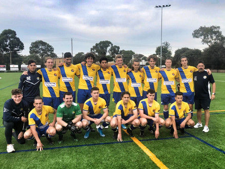 Reserves: Beaumaris 1 - 0 Mazenod FC