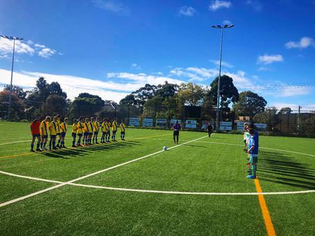 Junior Boys Match Reports - 24th April