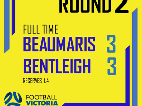 Beaumaris 3 - 3 Bentleigh Cobras