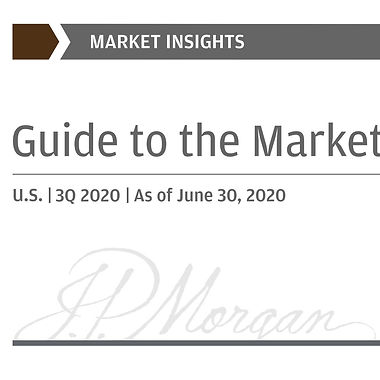 JP Morgan: Guide to the Markets