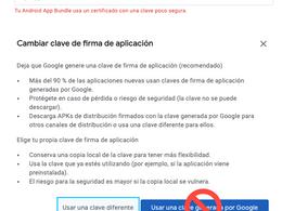 Errores comunes al publicar en Google Play.