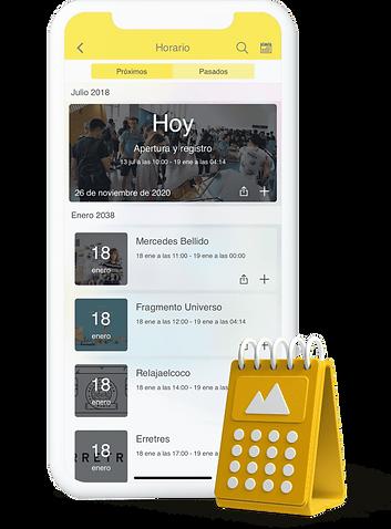 Desarrollo Aplicacones Móvil. PymeWebApp