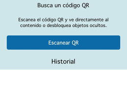 Escáner QR