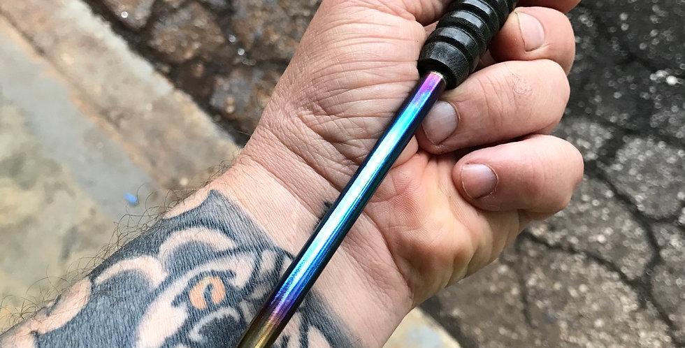 Custom Ikejime / No Remorse Titanium Spike with Kydex