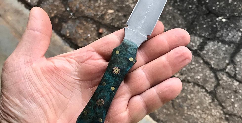 Custom Boot Dagger with Kydex