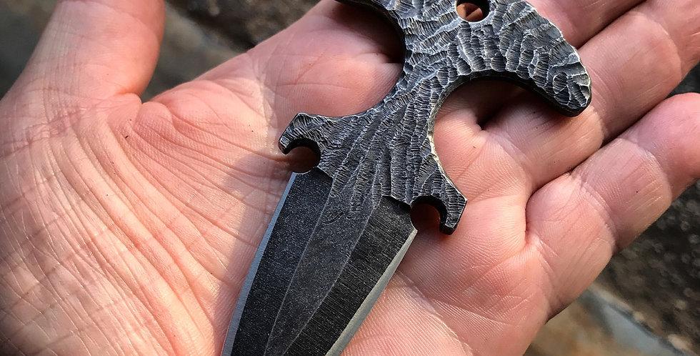 Rush Dagger prototype (no sheath)