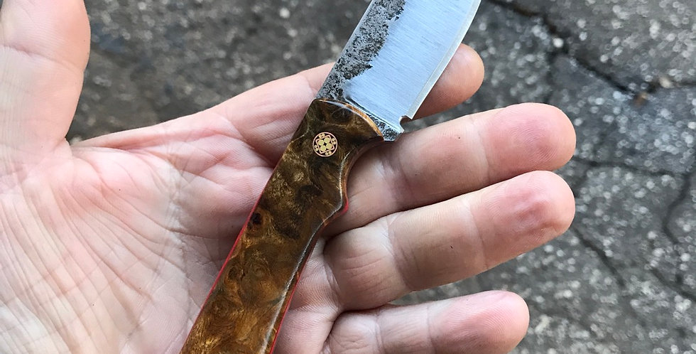 Hand Forged Tahr