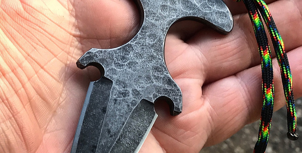 Rush Dagger prototype with Kydex/ULTi-CLIP