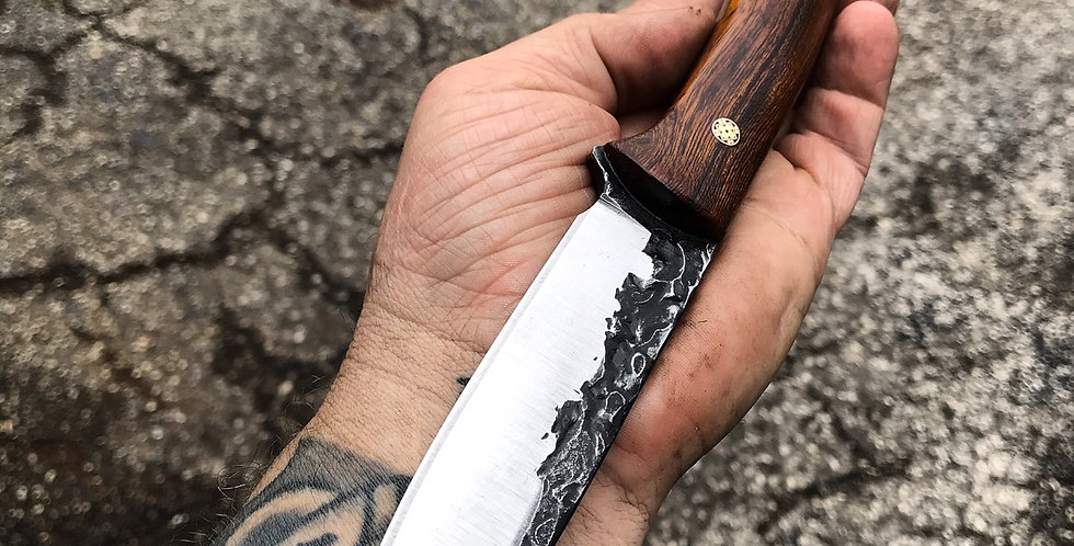 Hand Forged Bird & Trout/Steak Knife