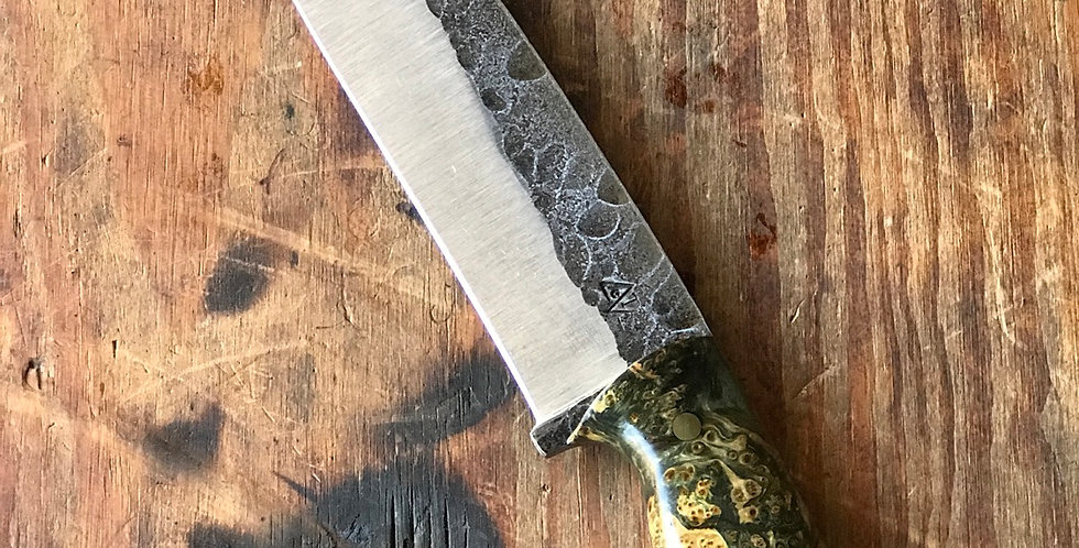 Hand Forged Miss BeHavin Bowie