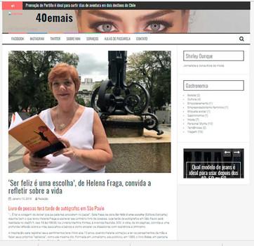 Blog 40 e Mais