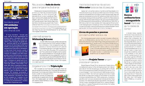 Revista Sorridents Clínicas Odontológicas