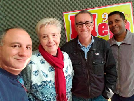 Programa Mega News – Mega FM