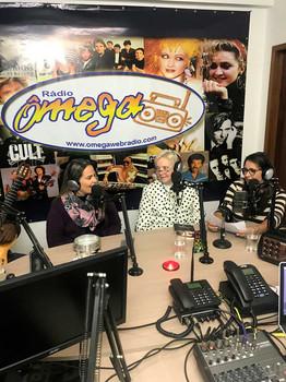 Programa Elas por Ela – Ômega FM