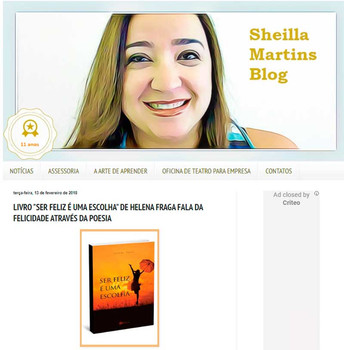 Sheilla Martins Blog