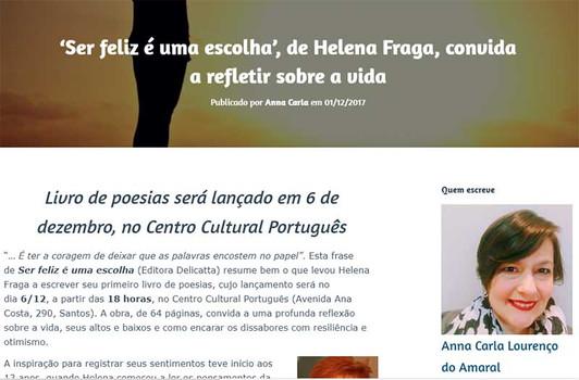 Blog Caderno de Cabeceira