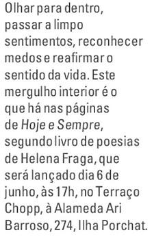 A Tribuna – coluna social Fernanda Lopes
