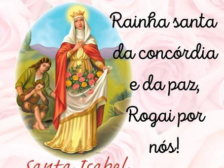 4 de Julho - Rainha Santa