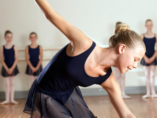 The Beauty of the Aspiring Ballet Dancer vs the Agonies and Responsibilities of the Ballet Parent