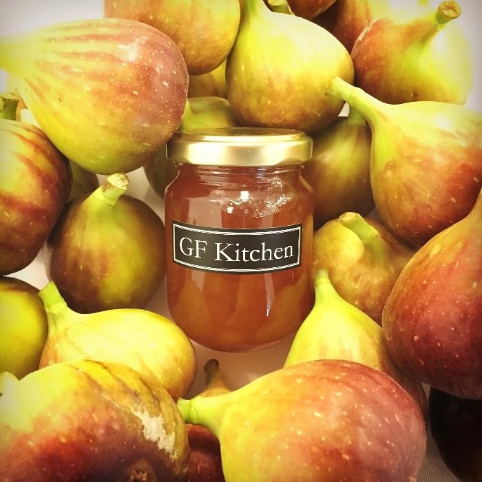 GF Kitchen グルテンフリーカフェ イチジクジャム