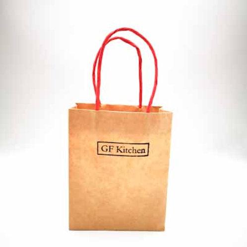 GF Kitchen 手提げ紙袋 プチバック(小)