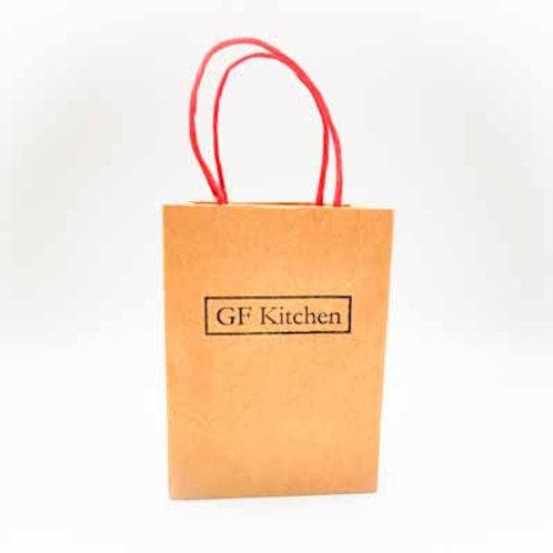 GF Kitchen 手提げ紙袋 プチバック(極小)
